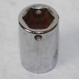 Armstrong 12 721 3 4 Hex Drive Socket 1 2 Drive bno146 T 27
