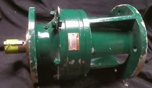 Jwc Sm cyclo Electric Motor Speed Reducer 5 Hp 1750 Rpm 29 1 Speed Reduction