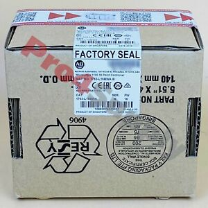2018 2019 Us Stock Allen bradley Micrologix 1100 16point Controller 1763 l16bwa