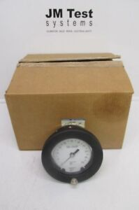 Ashcroft 0 100 Psi Test Gauge W Mirrored Face Br