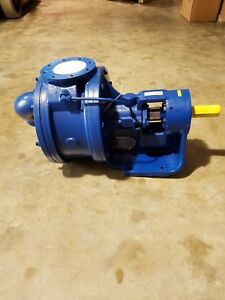 Varisco 4 Steel Pump W relief Valve Identical To viking M125