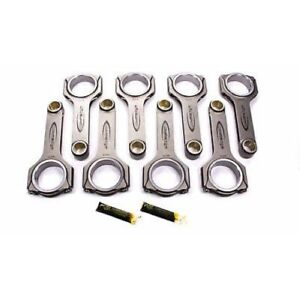 Callies Csb6535es3b9ah Bbc Forged H Beam Connecting Rod 6 535 2 200 Set Of 8