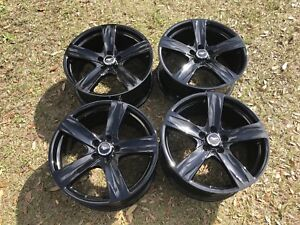 2005 2015 Ford Mustang Gloss Black 19 Oem Wheels Rims 2013 2014 Dr3z1007g