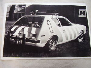 Amc Gremlin Hurst Car In Warminster Pa 11 X 17 Photo Picture
