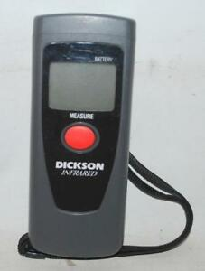 Handheld Digital Dickson Ir Infrared Laser Temperature Thermometer 119