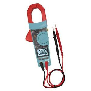 Lcd Digital Clamp Meter Voltmeter Capacitance Volt Amp Ohm Freq Temp Tester H3b2