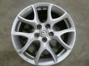10 13 Mazdaspeed Mazda 3 Speed Gen 2 Oem Wheels Rims Factory Rim Silver Wheel T7