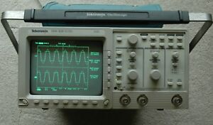 Tektronix Tds320 Digital Oscilloscope Calibrated Sn b012927 Only Power Up 281