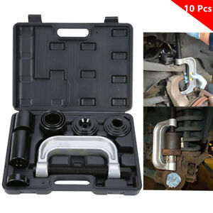 4 In 1 Ball Joint Service Tool Set For 2wd 4wd Press fit Removal Installation