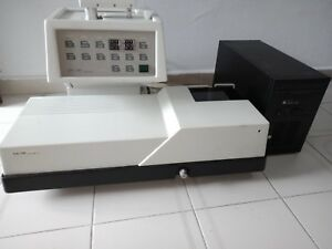 Ankersmid Cis100 ankersmid Lfc101 Particle Size And Shape Analyzer