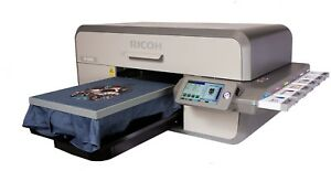 Anajet Ricoh Ri 3000 Direct To Garment Printer T Shirt Printing Machine