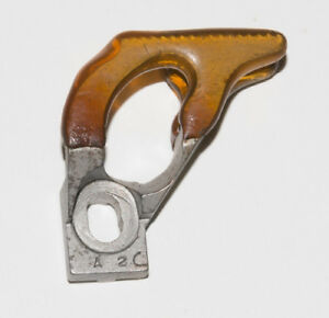 A 81 2c Feed Dog Genuine Merrow Part With Original Factory Protective Coating