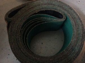 Arc Sanding Belts 4 X 132 36 Grit 71706 1