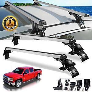 Universal Aluminum Roof Rack Cross Bar For Toyota Honda Chery Nissan Ford Dodge