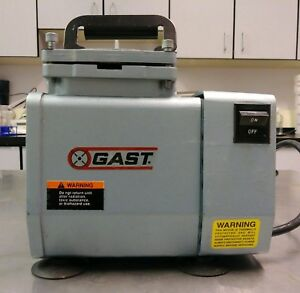 Gast High Capacity Laboratory Vacuum Pump Doa p704 aa For Parts