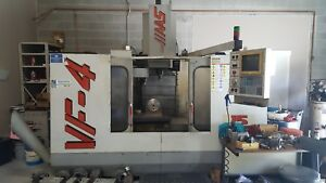 Haas Vf 4 Vertical Machining Center 1994