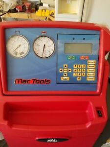 Mac Tools Auto Ac Machine Made By Robinair