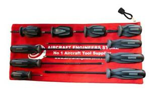 Aircraft Tools Brand New Craftsman 10pc Extreme Grip Screwdriver Set
