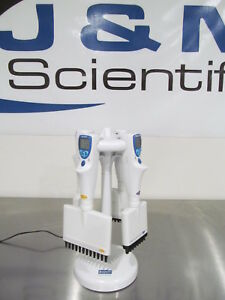 Biohit Multi channel Pipette With Stand Charger