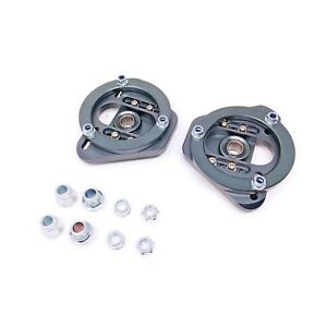Godspeed Adjustable Front Camber Caster Plate For 99 05 Bmw 3 Series M3 E46