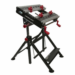 Speedjaw 93335 Portable Clamping Project Station With Adjustable Platform