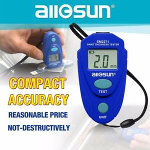 Digital Mini Coating Thickness Gauge Car Paint Thickness Meter Paint Thickness T