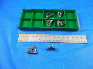 6 Pc New Tool Flo Tf17131 A3 Tnmb 43 50 Rh C3 Carbide Inserts Machine Shop Tool