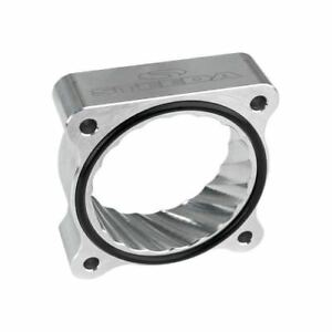 Steeda Autosports 555 3195 Throttle Body Spacer For 15 19 Ford Mustang Ecoboost