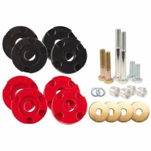 Steeda 555 4439 Adjustable Differential Bushing Insert System For Ford Mustang