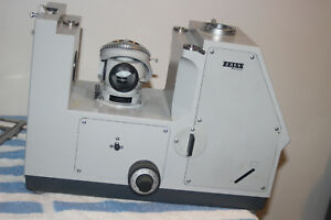 Carl Zeiss Im 35 Inverted Microscope Body