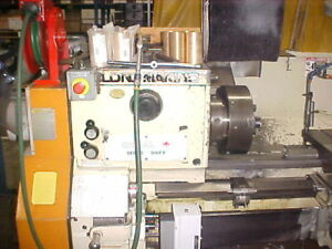 Leblond Makino Regal Servo Shift Engine Lathe 1992 19 x60 eng metric Thd