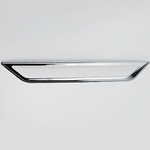 For 2010 Nissan Pathfinder Third Brake Light Cover Triple Chrome Abs