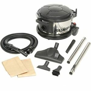 Pullman holt Canister Vacuum 4 Gallon 1 5 Hp