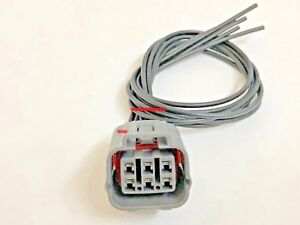 Fit Mazda 2 3 5 6 626 Cx 7 Mpv Mx 5 Miata Egr Valve Connector Pigtail Harness