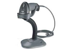 Usb Symbol Barcode Scanner Ls2208 hp Rp3000 With Stand