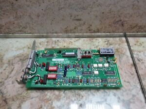 Balance Technology Circuit Board Unit Assy D 34060 Rev g Cnc Edm