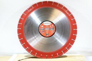 Diamond Products 18 Core Cut Extra Plus Floor Walk Behind Concrete Saw Blade