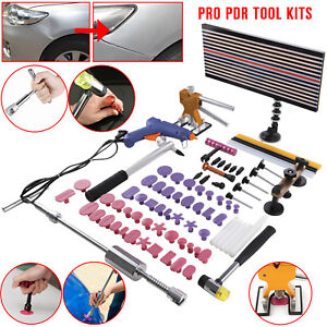 From Us Pdr Tool Autos Dent Paintless Removal Car Body Hail Dent Diy Repair Kits