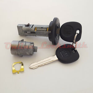 Ignition Switch Cylinder And Door Lock Set For Chevrolet Cadillac Gmc W Gm Keys