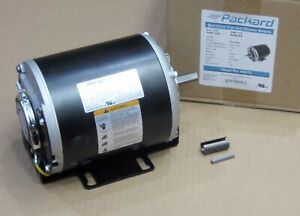 Belt Drive Motor 1 3 Hp 1725 Rpm 115 Volts 6 6 Amps