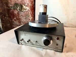 Laser Precision Corps Radiation Optical Chopper Ctx 534 Lock in Amplifier