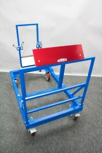 Prw Steel Fully Collapsible Racing Engine Test Stand Base Unit