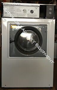 Wascomat Washer W125 Opl 220v 3ph White Reconditioned