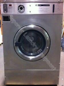 Maytag Mfr25pd Washer 25lb Coin 220v 3ph Reconditioned