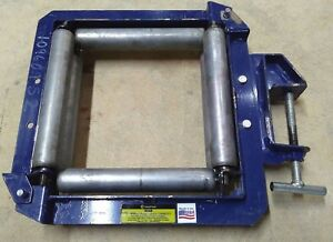 Current Tools 9548 4 sided Cable Tray Roller 8 In W Clamp Greenlee Ctr100 Usa