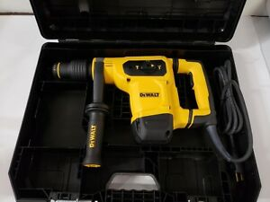 Dewalt 10 5amp 1 9 16 Corded Sds max Combo Concrete masonry Rotary D25481k