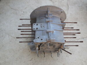 Porsche 356 Engine Case 2 Piece Type 616 1 No Timing Cover 1960 Fl 81