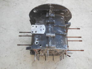 Porsche 356 Engine Case 2 Piece Type 1600 No Timing Cover 1959 Fl 82