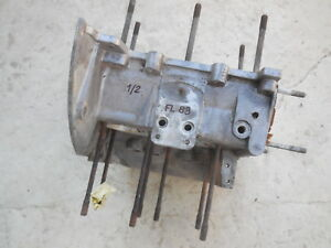 Porsche 356 Engine Case one Half 1961 Fl 83