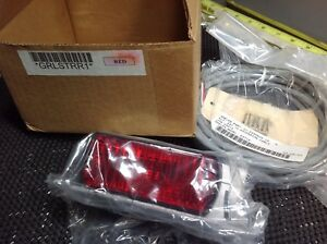Whelen Grlstrr1 Grill Strobe New With 15 Ft Cable Helix Tube Nos